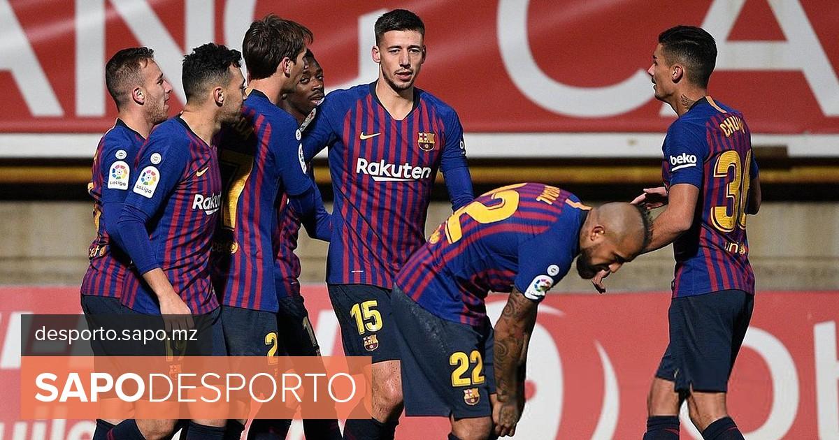 FC Barcelona indisponível para jogar partida da liga espanhola em Miami -  La Liga - SAPO Desporto c1afe400a1d32