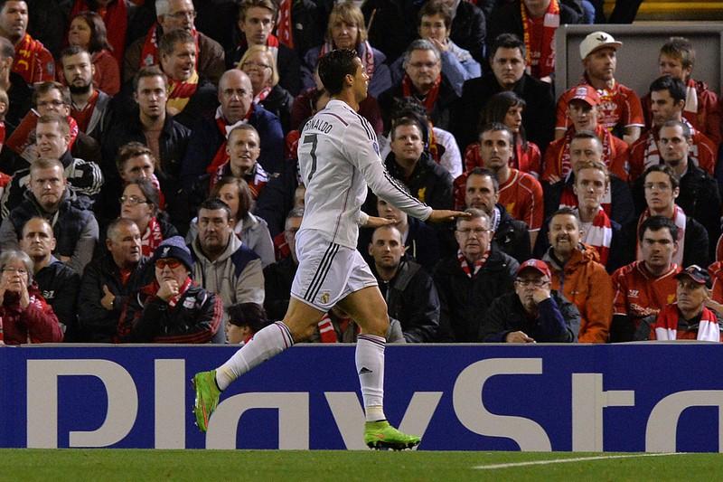 df62176737544 Golo de Ronaldo eleito o melhor da  Champions  - Liga dos Campeões ...