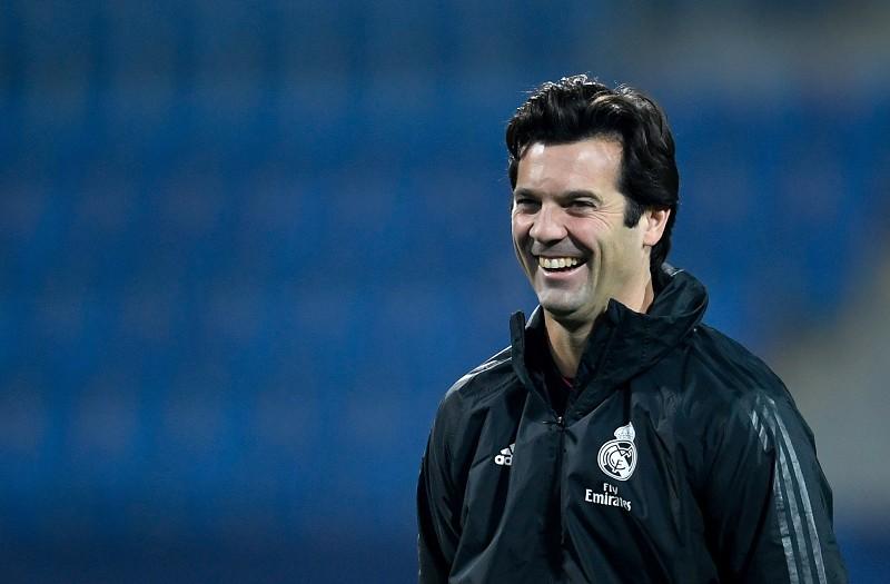 47a222f9cb28d Oficial  Real Madrid anuncia Solari como treinador até 2021 - La ...
