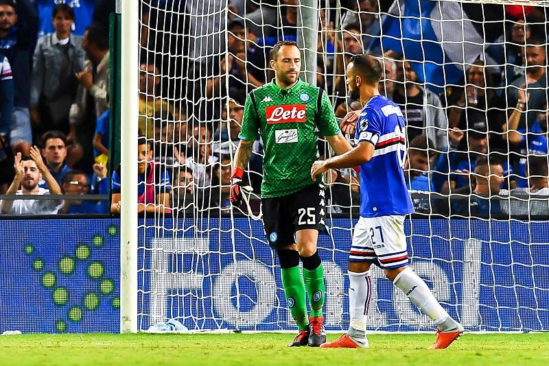 0359e9b304 Sampdoria  Fabio Quagliarella entrou de calcanhar na corrida ao melhor golo  do ano
