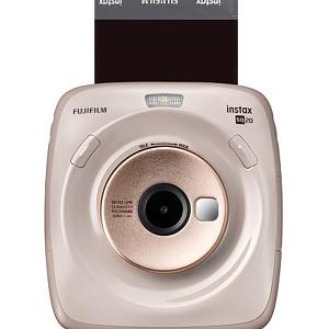 7165736bb35f7 Nova Instax Square SQ20 junta impressões instantâneas e gravação de ...