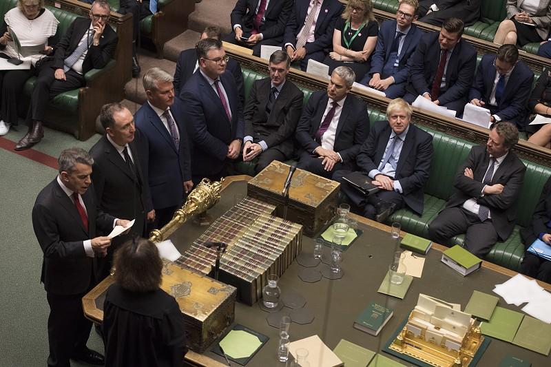 Resultado de imagem para Brexit. Câmara dos Lordes aprovou projeto de lei para adiar saída até 31 de janeiro