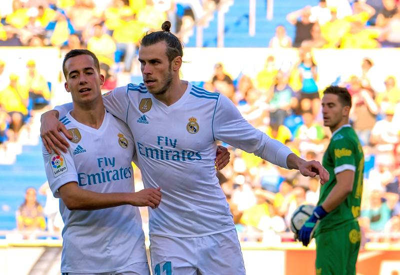 La Liga  Real Madrid vence Las Palmas e aproxima-se do segundo lugar ... 4341066416e8e