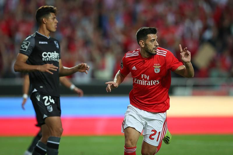7ac188933800b Benfica começa I Liga com triunfo sobre o Vitória de Guimarães ...