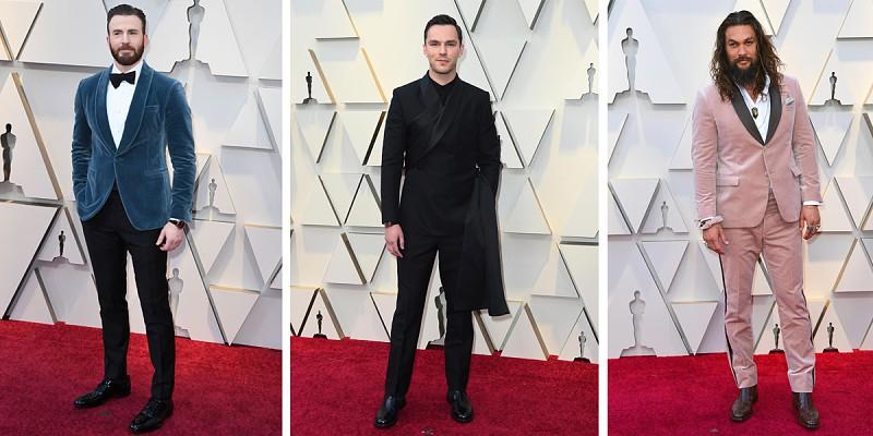 78dea67463 Os homens com  mais estilo  na passadeira vermelha dos Óscares ...