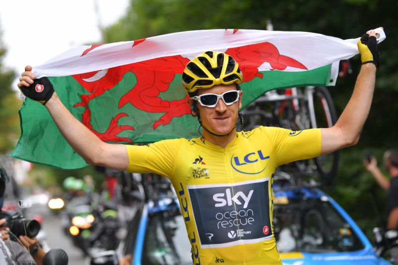Ciclismo: Geraint Thomas eleito desportista do ano para a BBC