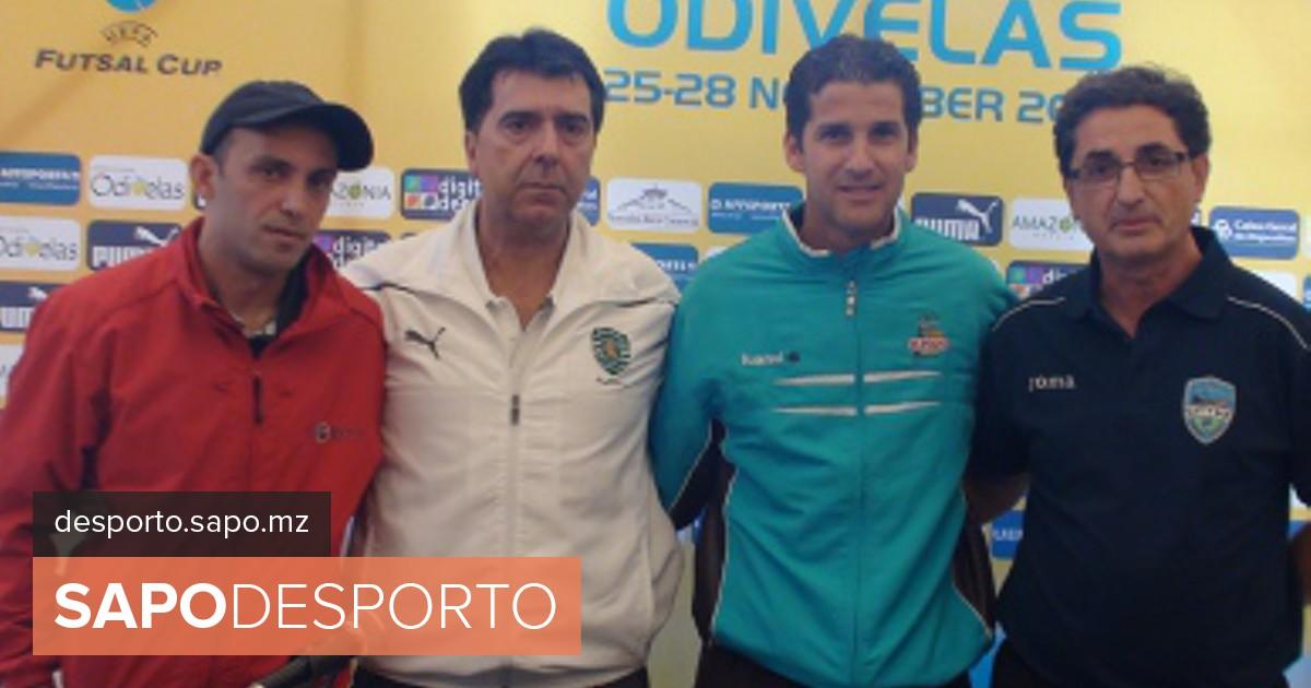 4246c9613f Sporting determinado em vencer Ronda de Elite - Futsal - SAPO Desporto