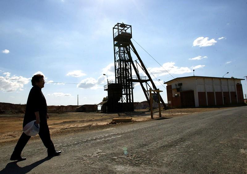 Resultado de imagem para Trabalhador ferido no acidente nas minas de Aljustrel em estado grave em Beja
