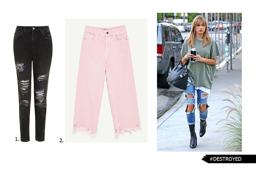 Estas são as tendências de jeans para 2018