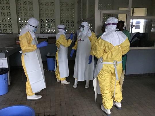 Número de mortos devido ao ébola na RDCongo aumenta para 170 até domingo