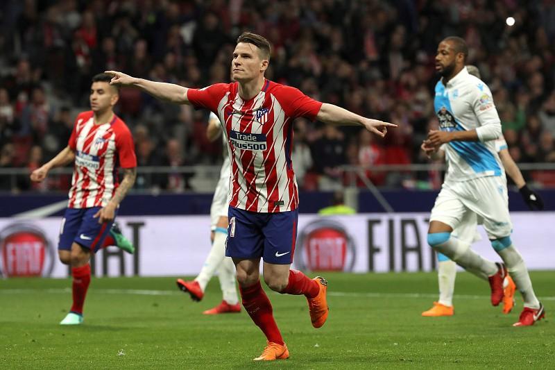 La Liga  Atlético de Madrid vence Deportivo e consolida segundo lugar d02d10eb8eab7