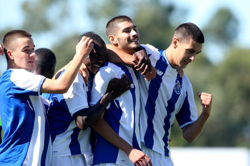 FC Porto vai enfrentar o Chelsea na Youth League