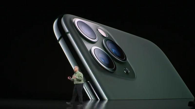 iPhone 11: Mais cores, mais câmaras, um novo design e uma versão Pro