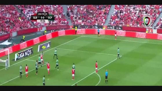 SL Benfica 1 - 1 Sporting CP - SAPO Desporto be28c994214d0