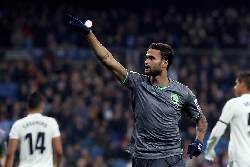 Real Madrid soma a sexta derrota da época - La Liga - SAPO Desporto 9e99830f9d750