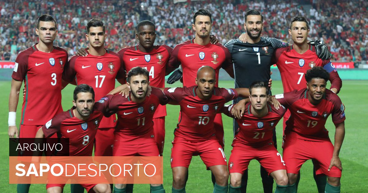 27439d6ab5d1fa Mundial'2018: Já são conhecidos os números das camisolas de Portugal ...