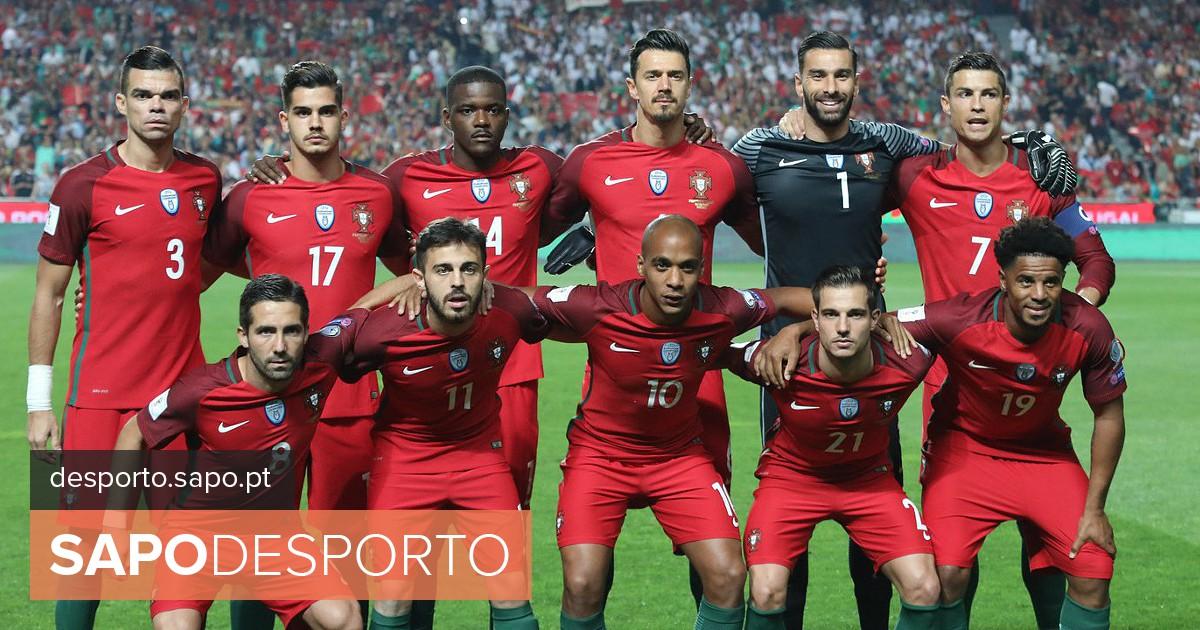 Mundial 2018  Já são conhecidos os números das camisolas de Portugal -  Seleção Nacional - SAPO Desporto abfc978f2645e