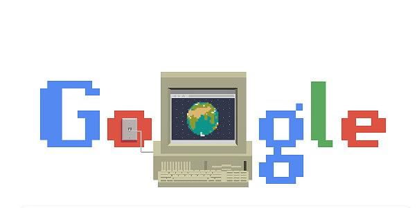 Google junta-se às comemorações do 30º aniversário da World Wide Web com Doodle