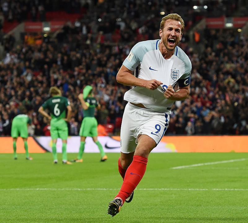 7e8bdac2f5 Harry Kane é o motor desta seleção inglesa - Mundial 2018 ...