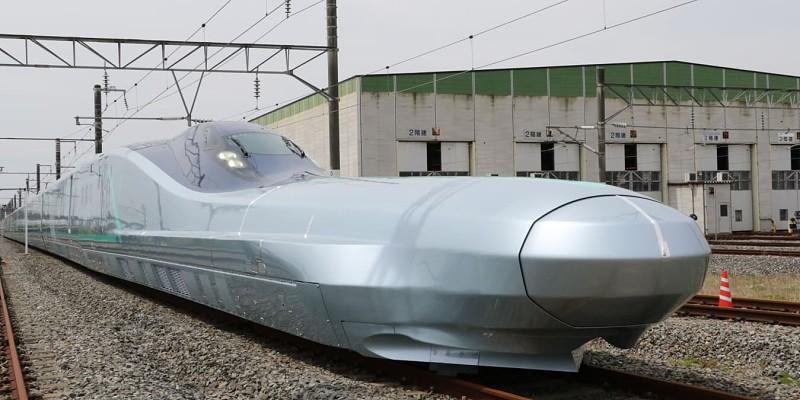 Japão testa o comboio mais rápido do mundo