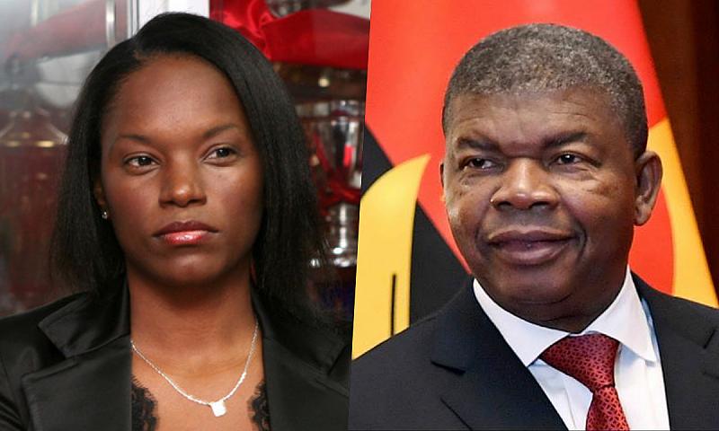 Deputada 'Tchizé' dos Santos pede destituição de Presidente angolano