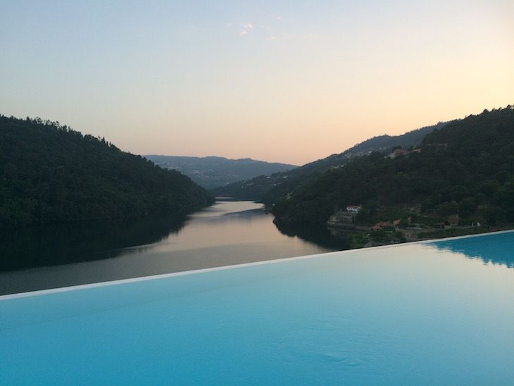A mirar o rio: Douro Royal Valley Hotel & Spa