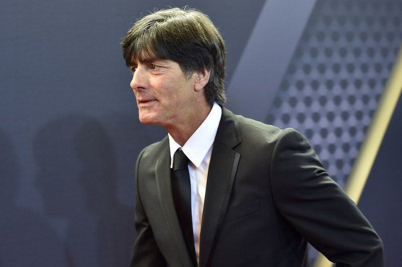 Joachim Low  • Joachim Low • AFP PHOTO / MICHAEL BUHOLZER