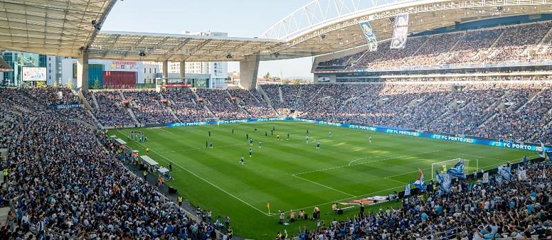Lotação esgotada para o FC Porto-Benfica - I Liga - SAPO Desporto 64445226b1717