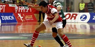 bee006c707 Sporting vence SC Braga no primeiro jogo da final