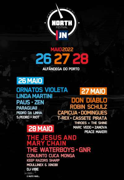 North Music Festival 2020