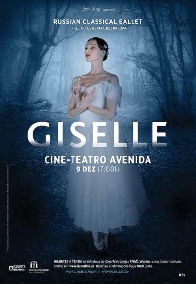 Giselle - Russian Classical Ballet