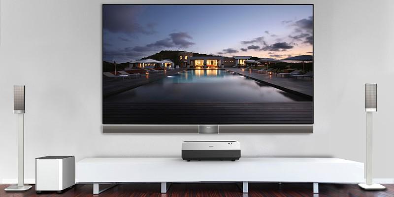 Novos televisores da Hisense: uma (grande) janela para o futuro