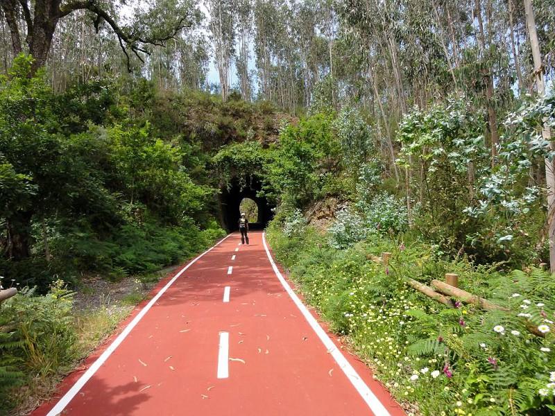 Região Centro terá mais três percursos pedestres e cicláveis