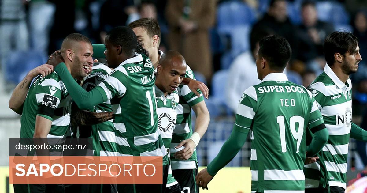 Sporting continua o mano a mano pelo título - I Liga - SAPO Desporto 458c81baf76e6