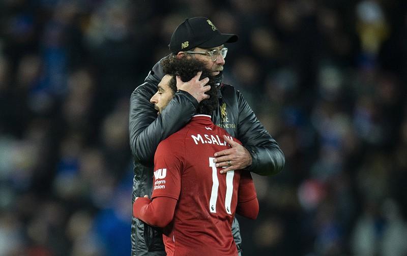 """""""O Salah está a tentar demasiado ser como o Ronaldo"""
