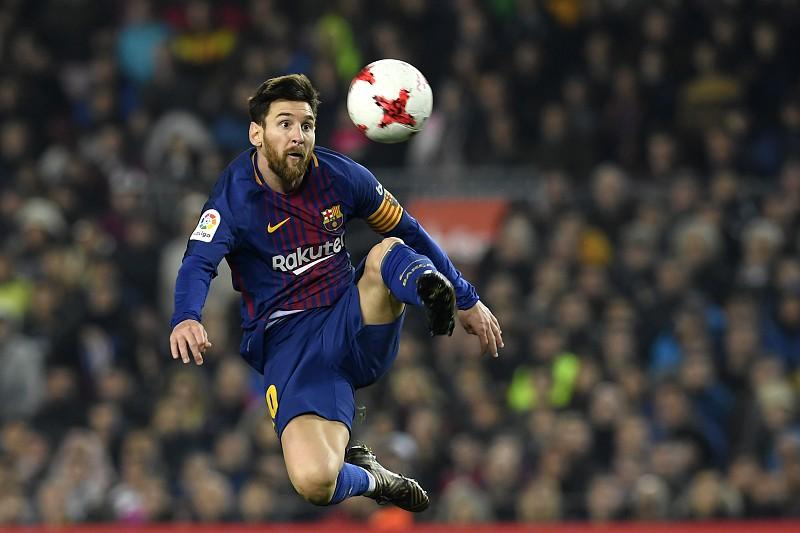 Lionel Messi já marcou a 36 equipas na Liga espanhola - La Liga ... f995777e43b48