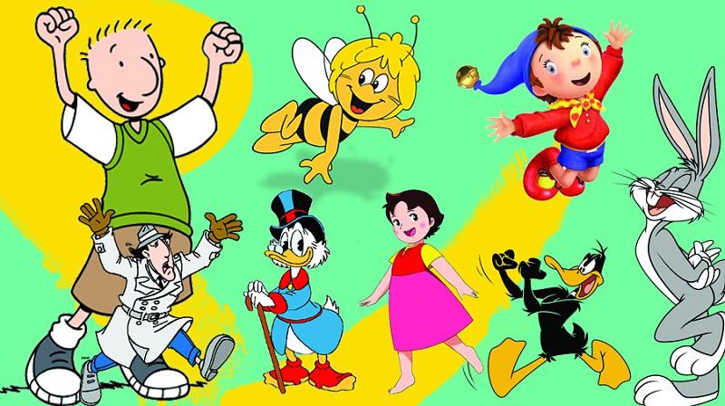 dia mundial da criança lembra se destes desenhos animados