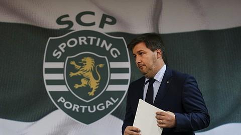 Bruno de Carvalho responde a Vieira: O presidente do Benfica