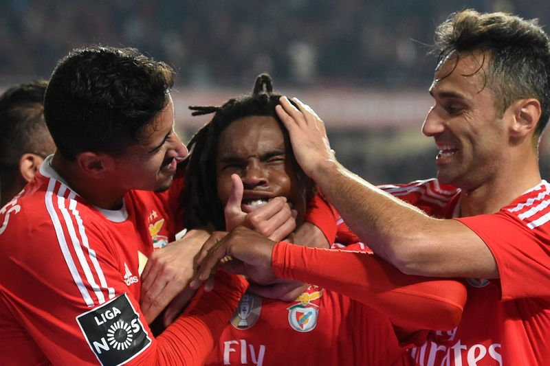 Renato Sanches • FRANCISCO LEONG / AFP