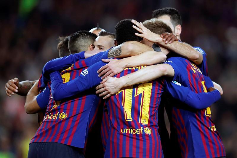 FC Barcelona vence Celta de Vigo e lidera com três pontos para o Atlético  de Madrid ae75fd0b3f9b8