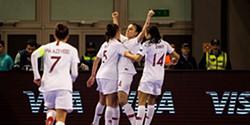 Parlamento louva e aplaude seleção feminina de Futsal que se sagrou vice-campeã  europeia 42c845813d0d6