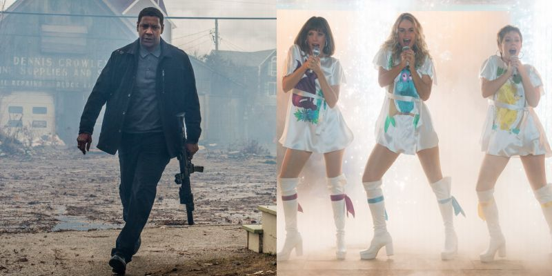 Surpresa: violência de Denzel Washington vence ABBA nas bilheteiras americanas