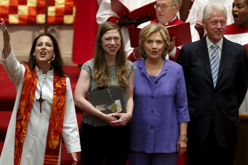 Mensagem Para Filha Gravida Pela Primeira Vez: Filha De Bill E Hillary Clinton Grávida Pela Segunda Vez