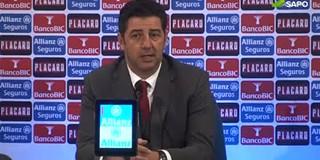 Rui Vitória afirmou que o Benfica fez o que tinha a fazer para seguir em  frente na Taça de Portugal. Na conferência de imprensa após a vitória sobre  o Real ... 3fd69d7485110