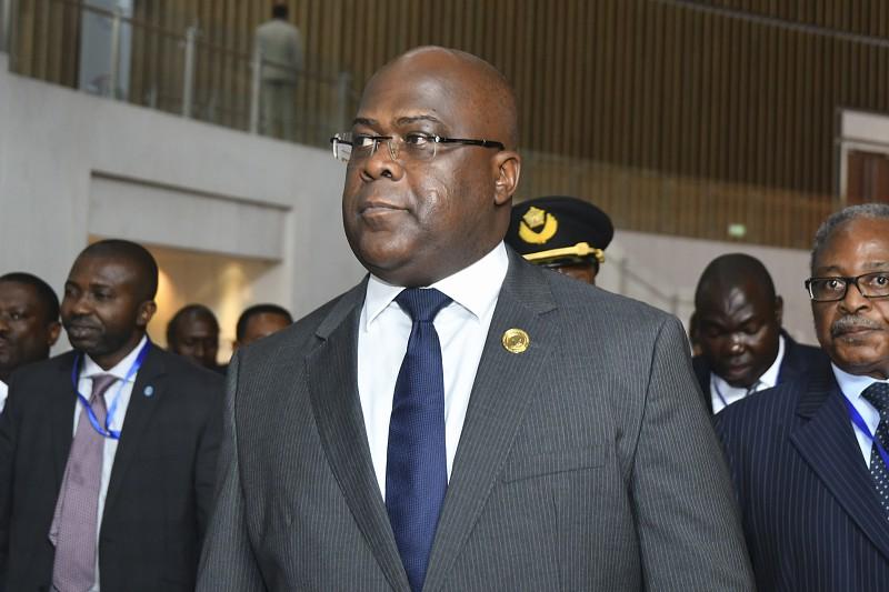 Presidente da RDCongo inicia hoje visita de três dias aos EUA