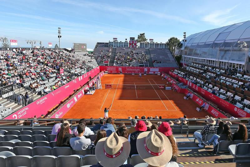 Campo do Estoril Open • Millenium Estoril Open