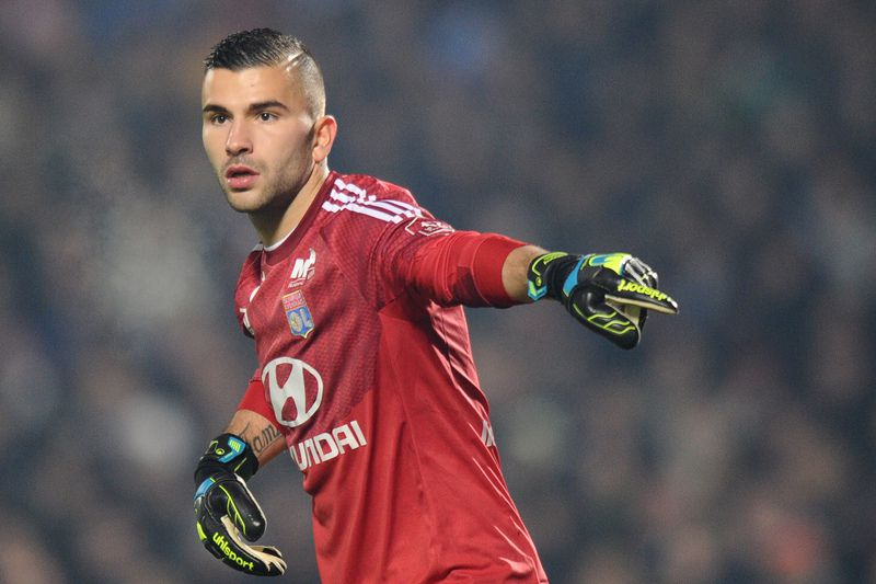 Anthony Lopes • NICOLAS TUCAT / AFP