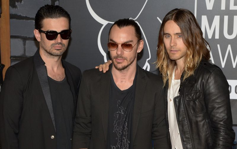 Tomo Miličević: guitarrista dos 30 Seconds to Mars sai da banda