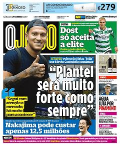 Arquivo O Jogo Jornais E Revistas Sapo 24