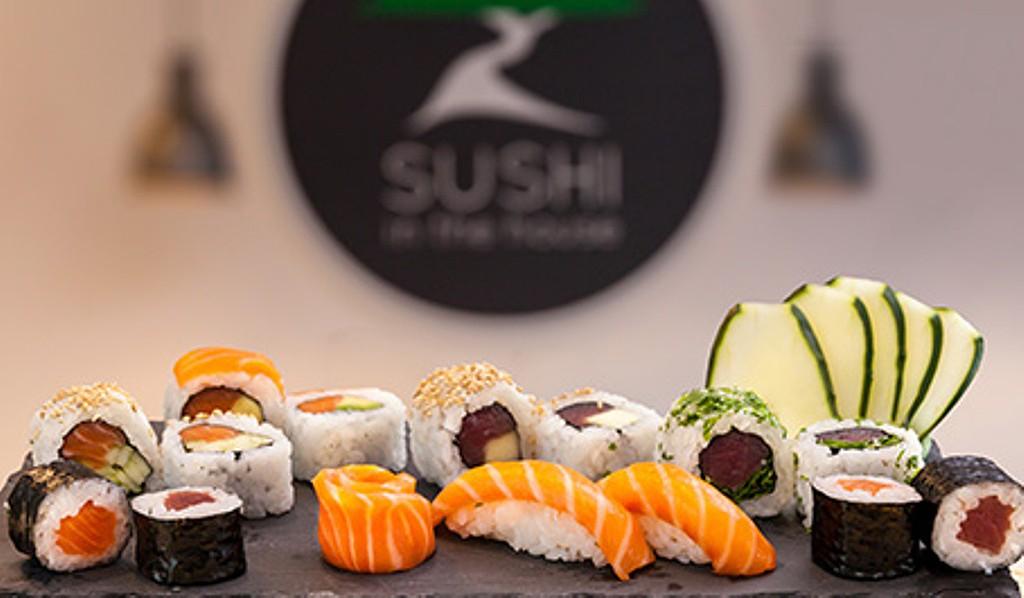 Almada: Sushi in te House o restaurante nipónico que corporiza o sonho de Farid